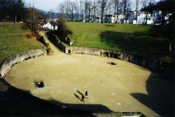 Really damn old ampitheatre
